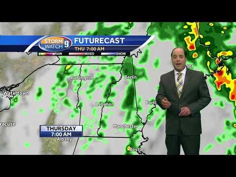 Update: Storms move through; Irma update