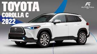 Toyota Corolla Cross 2022 | Versión USA