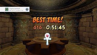 Crash Bandicoot 2 - N. Sane Trilogy - Platinum Time Trial #27: Totally Fly - 51:45