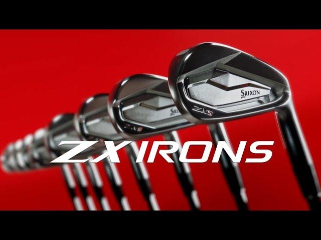 Srixon ZX Irons 2020