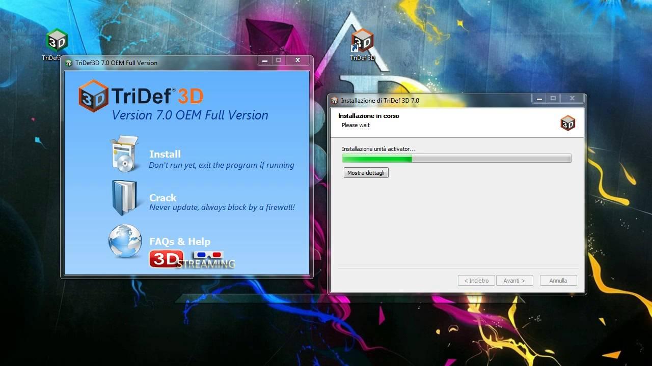 Image result for TriDef 3D 7.4 Crack
