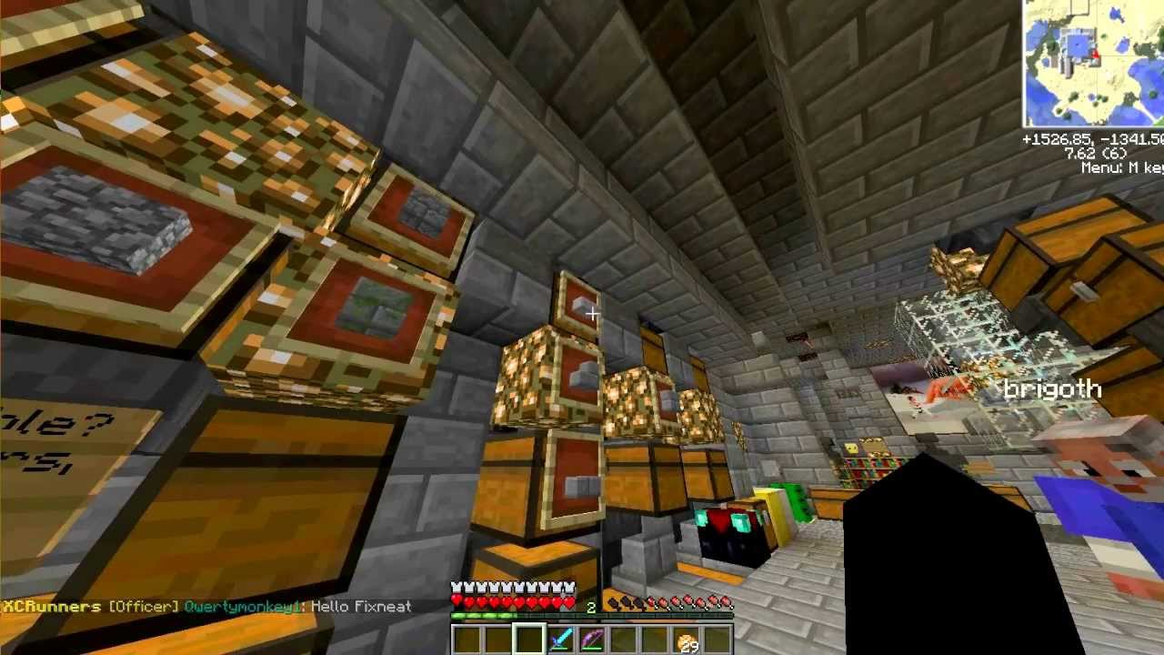 Tutorials Multiplayer Pvp Bases Official Minecraft Wiki