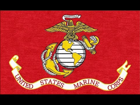 USMC Recruit Training MCRD Parris Island (HD)