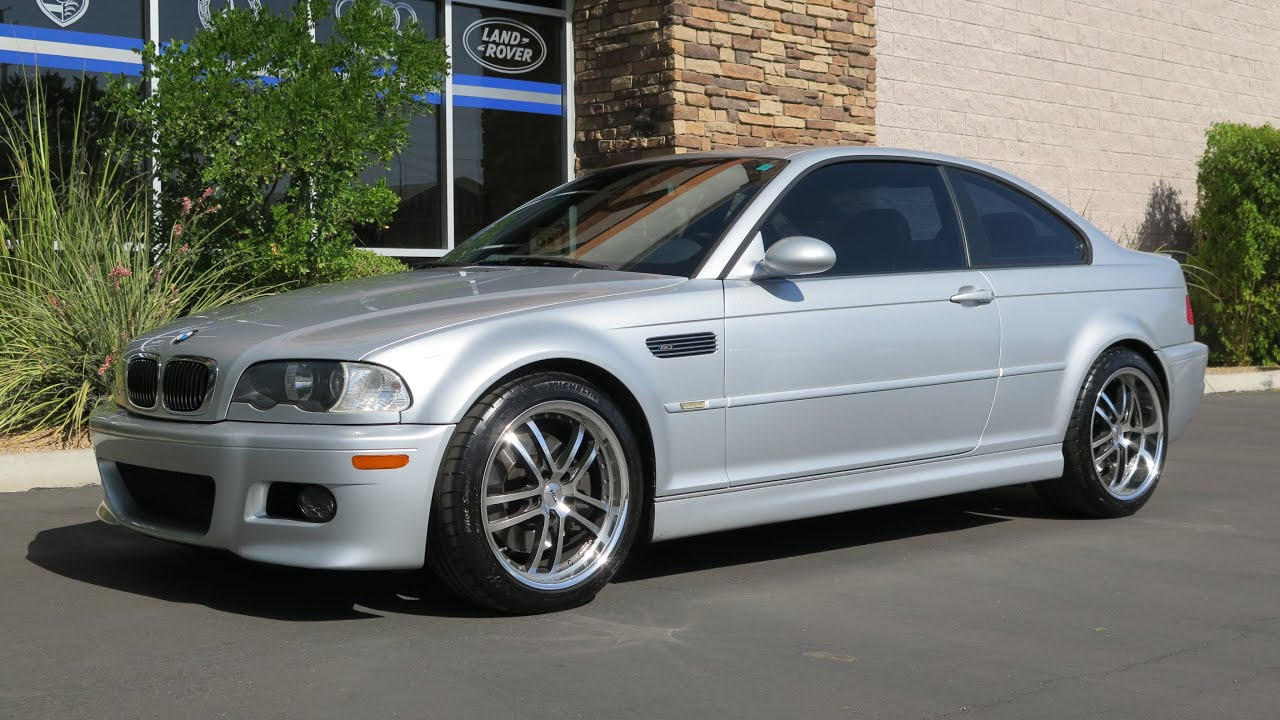 2002 bmw m3 coupe - youtube