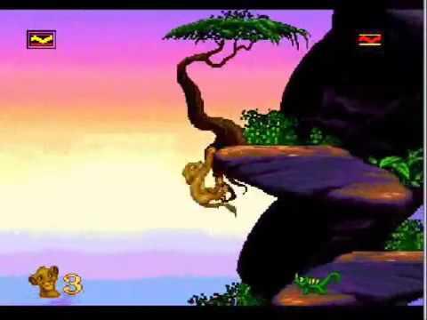 The Lion King (Sega Genesis)