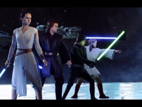 Star Wars Battlefront 2 Heroes Vs Villains 663 thumbnail