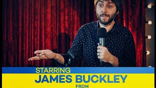 THE COMEDIAN'S GUIDE TO SURVIVAL Trailer (2016)James Buckley