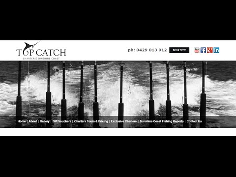 Top Catch Charters   REVIEWS   Mooloolaba   Sunshine Coast QLD Fishing Charters Reviews