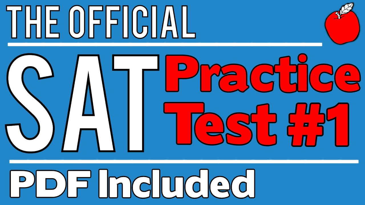 new sat  official test   math sect   q  youtube