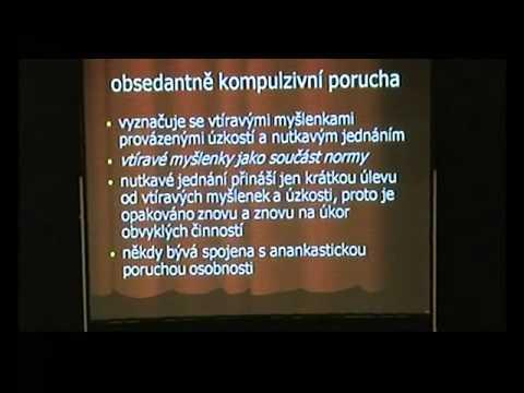 Chorobní pedanti mezi námi - Prof. MUDr. Karel Chromý