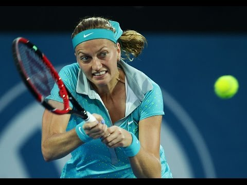 2015 Apia International Sydney Quarterfinal WTA Highlights