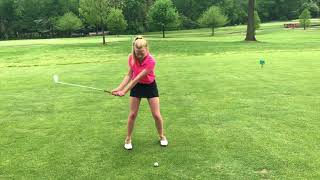 Emma Buell - Swing & Course Highlights - Class of 2020