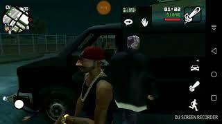 El auto con caja GTA SA