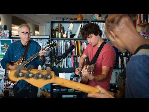 Sam Amidon & Bill Frisell: NPR Music Tiny Desk Concert