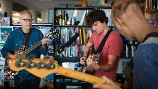 Sam Amidon & Bill Frisell: NPR Music Tiny Desk Concert