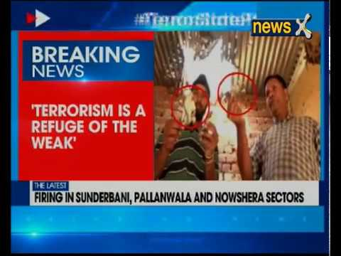 Home Minister Rajnath Singh takes a stand on terror, says terrorism is refuge of the weak