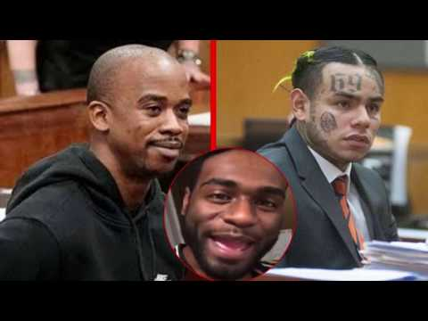 """BILLY ADO 6IX9INE UPDATE, """"SHOTTI Is Looking ROUGH & Was Laughing Thinking It's A Game"""""""