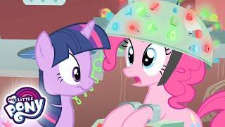 My Little Pony en español  Las Predicciones de Pinkie | La Magia de la Amistad | Episodio Completo