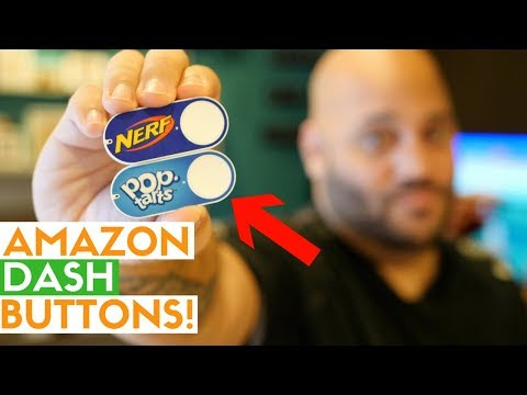 How do Amazon Dash Buttons Work?