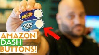 How do Amazon Dash Buttons Work?