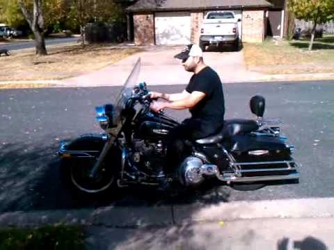 Jav going old school carburation on a 1998 Road King thumbnail