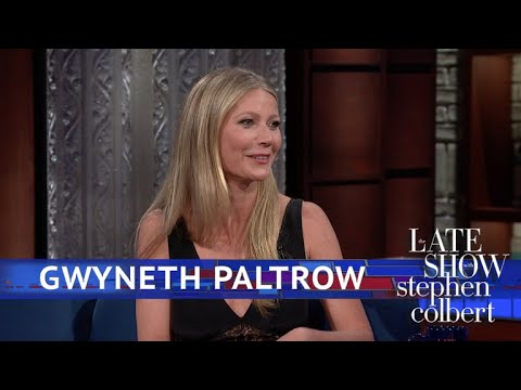 "Gwyneth Paltrow Talks Goop And Its ""Sex And Love"" Issue"