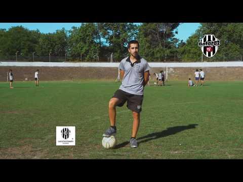 DeporTips fútbol: Recepción y pase corto