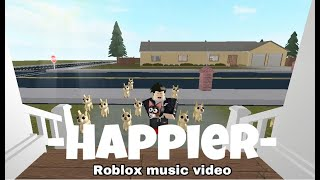 Be Happy I Roblox Video Musical