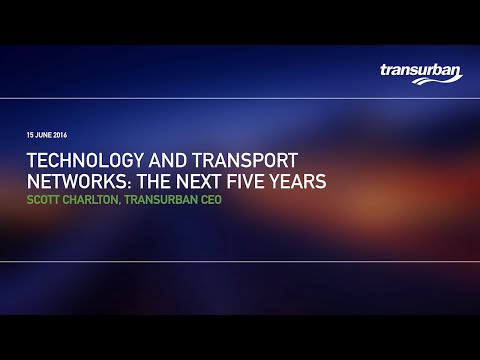 Technology and Transport Networks: The Next Five Years