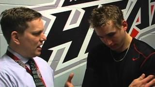 Interview with the Abbotsford Heat's Sven Baertschi