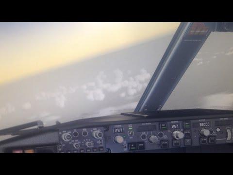 VATSIM IFR Flight Example: Düsseldorf to Bristol! - Prepar3D V3 - PMDG 737 NGX