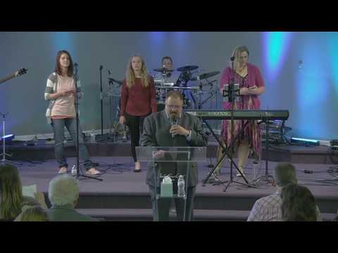 5/20/18 God's Top Ten: #7 Principle of Intimacy Family Harvest Church -Cheyenne Live Stream