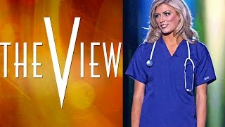 Did The Women of The View Mock Nurses?