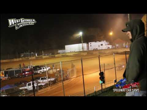 Limited Feature - 3-31-18 West Ga Speedway