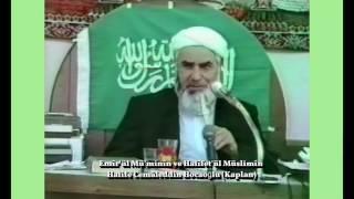 Diyanet Cami'sinde namaz kılınırmı  -  Halife Cemâleddin Hocaoğlu 2017 Video