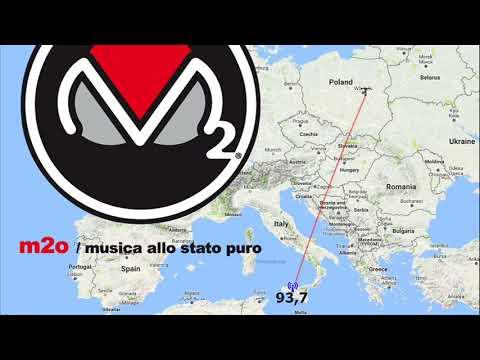 M2O - Italian dancecore radio station (FM DX via Sporadic E 2007)