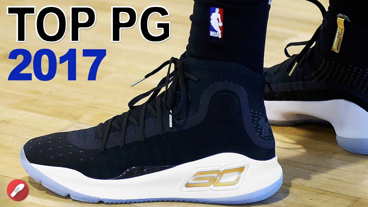 99aa2ba185fd Top 10 Basketball Shoes for Point Guards 2017! - YouTube