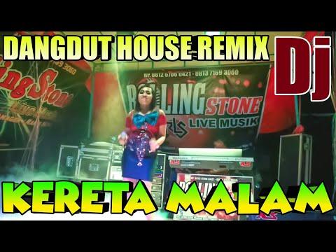 KERETA MALAM - House Remix Dj Orgen Tunggal Terbaru
