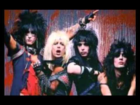 Mötley Crüe - Motherfucker of the year