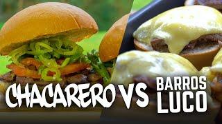 Churrasco Chacarero vs Barros Luco. Nuestro