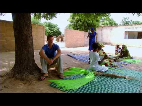 A Peace Corps Business Development Volunteer Helps Community Artisans in Senegal