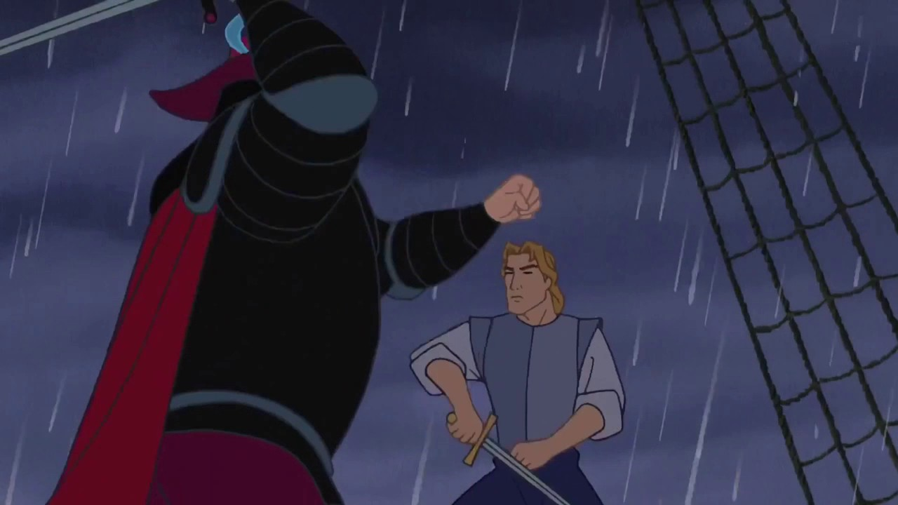 Pocahontas 2 Hd John Smith Vs Governor Ratcliffe Final