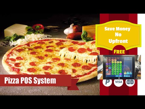 10 Points In Choosing The Right Point Of Sale System For Pizza Business