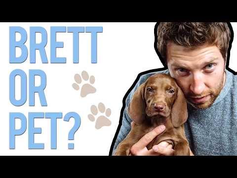 Brett Eldredge Plays Brett or Pet?