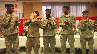 陸上自衛隊とアメリカ陸軍がお料理対決!2015年「日米対抗アイアンシェフ」その軍配はどちらに?