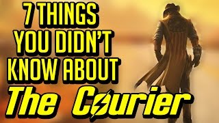 7 Things You Didn t Know About The Courier Fallout New Vegas