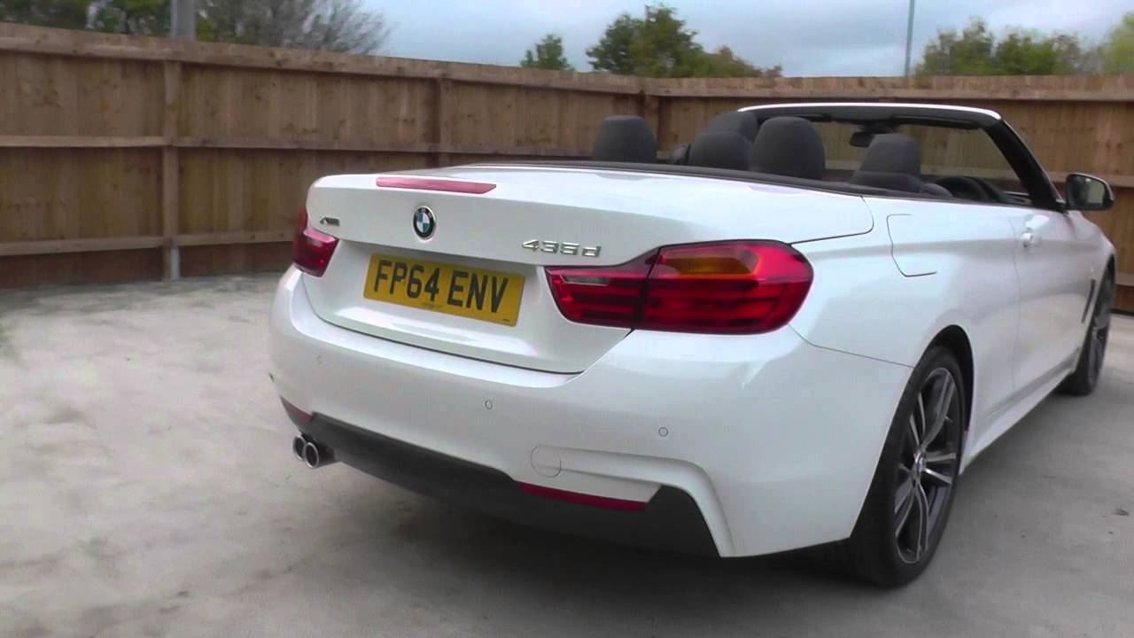 Bmw 4 Series 435d Xdrive M Sport 2dr Auto U20688 Youtube