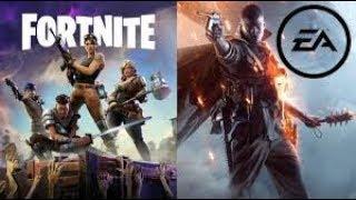 FORTNITE HILARIOUS  Version If EA Made Fortnite