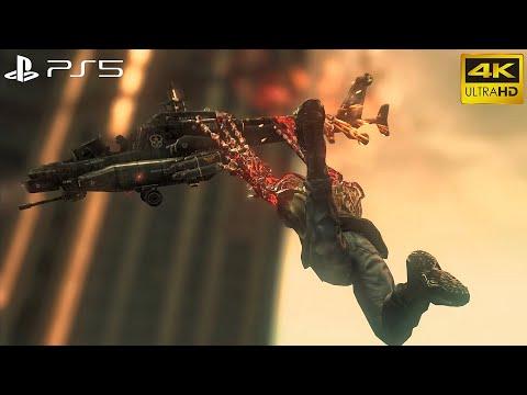 PROTOTYPE 2: PS5 Gameplay   4K