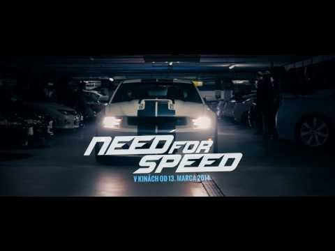 Need For Speed Trailer 4K - Official Slovak version